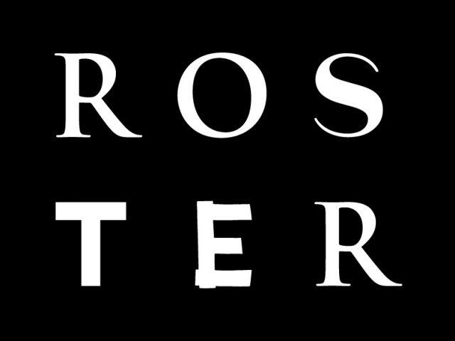 Roster logo